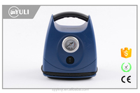 lowcost 300PSI 1 cylinder small size plastic car air compressor CHEAP MINI 12V Portable CAR air pump