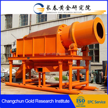 Hot sale custom portable mobile wash plant river gold machine