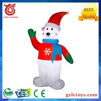 Cheap outdoor christmas decorations for sale christmas inflatable decoration
