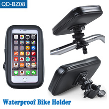 2018 New Inventions Universal Shockproof Bike Phone Holder Waterproof Cell Phone Case