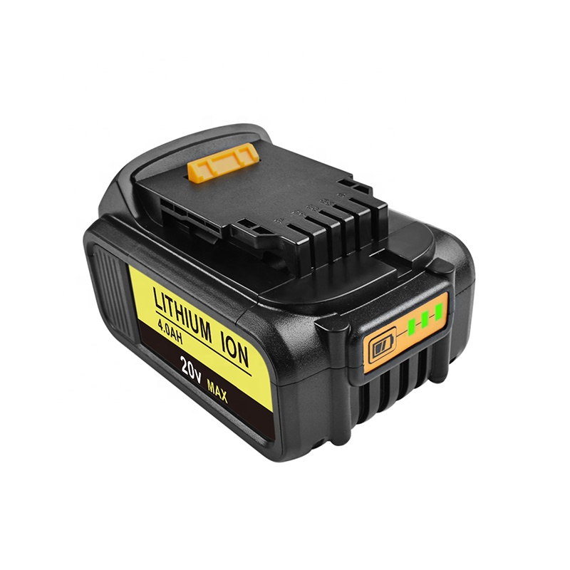Replacement 4.0Ah 20V Max Li-Ion DCB203 DCB205 DCB200 18V Drill Power Tools <strong>Battery</strong> for Dewalt <strong>Battery</strong> 20V