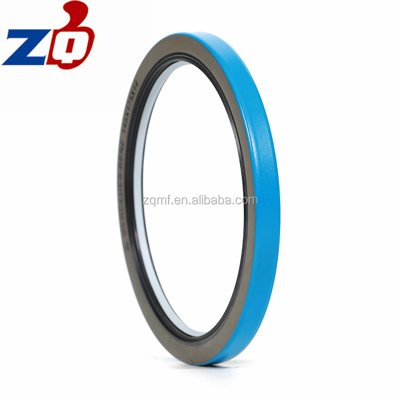 Motorcycle front fork rubber oil seals