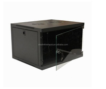Hot sale wall mounted 6U 9U 12u <strong>network</strong> cabinet data server rack