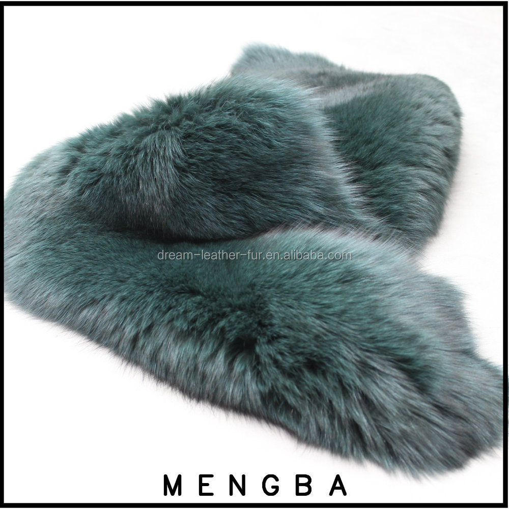 wholesale real fox fur pelts