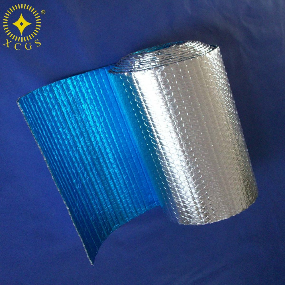 Thermal Foil Air Bubble Insulation / Heat Seal Beverage Cup Lidding Foil Firmly Sealed