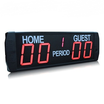 Ganxin football field scoreboard and controller