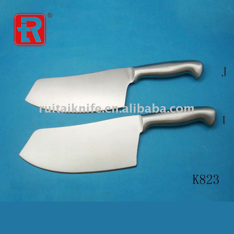 Top quality stainless steel all kinds knife cleaver knife and chopping knife