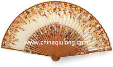 2012 wooden hand Fan for gift