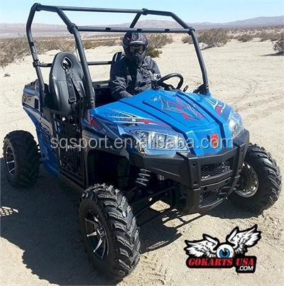 2016 new dune buggy 500c 4x4 shaft drive side by side utility vehicle street legal UTV