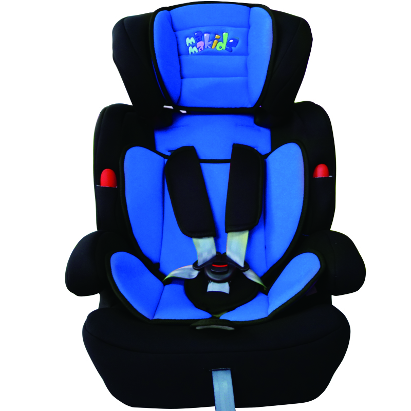 ECE R44 04 Safety Baby Carseats, Adjustable cloth material sport car Seat