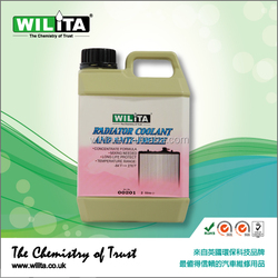 WILITA Anti Corrosive Radiator Cooling System Coolant/Antifreeze Solution for Car Radiator System