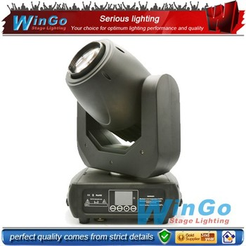 150W LED Multiple spot+wash led moving head / 150 watt led moving head spot