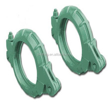 Putzmeister durable Locking Pipe Clamp / Coupling Connect Pipe Fitting