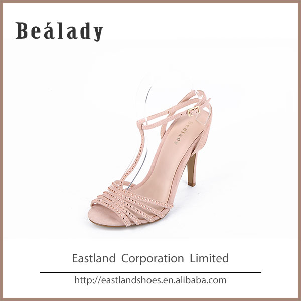 China wholesale sex high heel women sandals