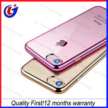 Top quality for phone case iphone 7 silicone case,for apple iphone 7 case transparent