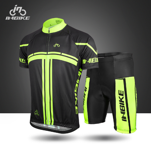 Cycling Team Jersey sets Summer Breathable short Top Mountain Bike Bicycle Cycle Clothing set With GEL breathable Pad Shorts