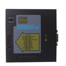 Newest X PROG M V5.0 X-PROG M BOX V5.55 ECU Programmer with USB Dongle Xprogm 5.0 with good quality