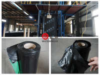 self-adhesive modified bitumen/asphalt waterproofing membrane/polymer bitumen waterproofing membranes