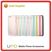 [UPO] Hot selling top quality colorful TPU+PC smart phone case for Iphone 6