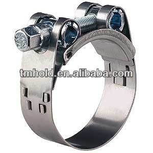 stainless steel heavy duty solid strong clamps