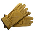 Brand MHR thin gloves pig grain leather gloves