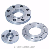 carbon steel weld slip on steel pipe flange