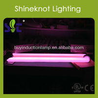 Induction Super Grow Lights PAR Light Applying In Greenhouse with Nano Reflector 40W~500W
