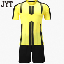 wholesale price thai quality kids and adutls soccer uniform sublimation custom soccer jersey