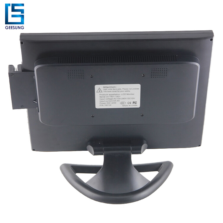 15 inch 4 wires/5 wires resistive touch screen monitor panel for sale