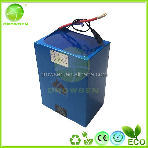 Good Quality 12v 40ah Rechargeable Street light Battery LiFePO4 4S1P with charger