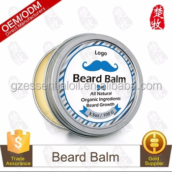Premium Beard Balm -2 OZ Tame Your Beard With No Greasiness - Make It Look Thicker and Fuller