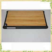 Handmade new year wood craft case for ipad mini 4 case