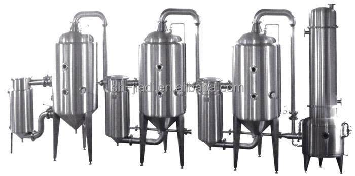 triple efecto evaporador