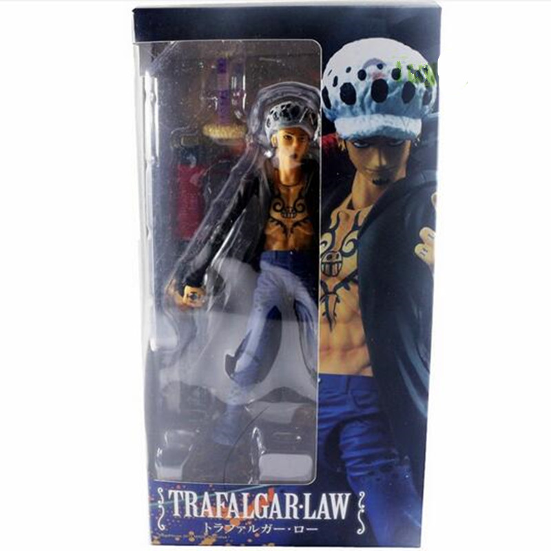 "Japan anime One Piece POP Variable Heroes Trafalgar Law 7""Toy Action Figure"