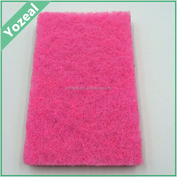 Kitchen cleaning stainless steel wash sponge scourer pad scrubber