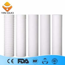 5 Micron Water Filter / Taiwan Supplier High Quality 10 inch Pp Melt Blown Filter Cartridge