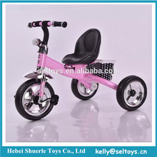 Newest Three Wheel children tricycle\ kids' Bike\ Baby Bicycle