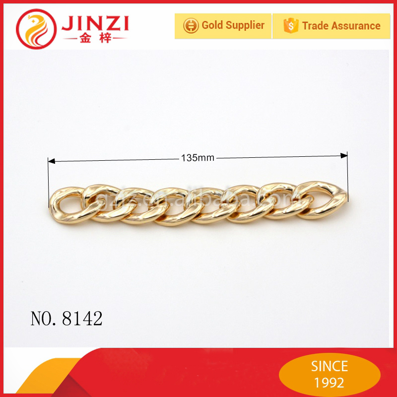 135mm high quality gold bag chain for handbags parts