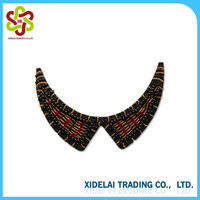 Wholesale High Quality Beaded Neck Embroidery Design