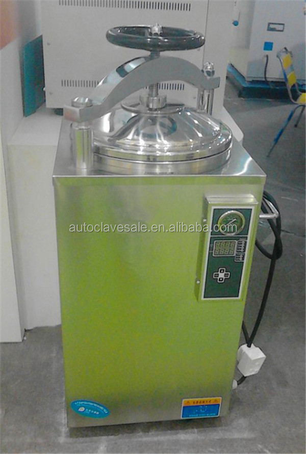 Bluestone Fully Automatic Digital Vertical Sterilizer