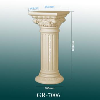 2015 modern polyurethane column interior design buy for Polyurethane columns