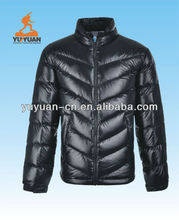 2013 stylish down filled winter jackets for men in various colors