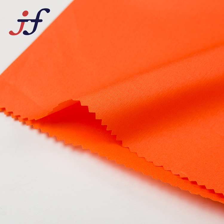 100% Polyester 210T PA Coated Plain Pongee Lining Fabric for Garment