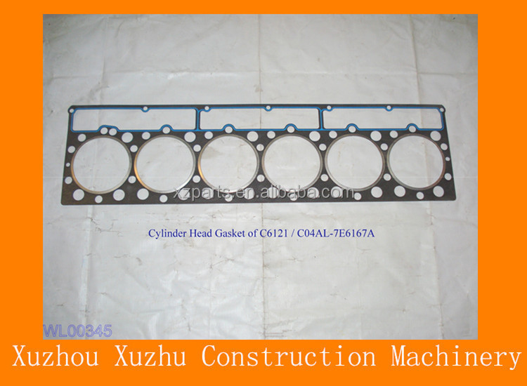 Good Quality XCMG Engine Parts For GasketCylinder Head
