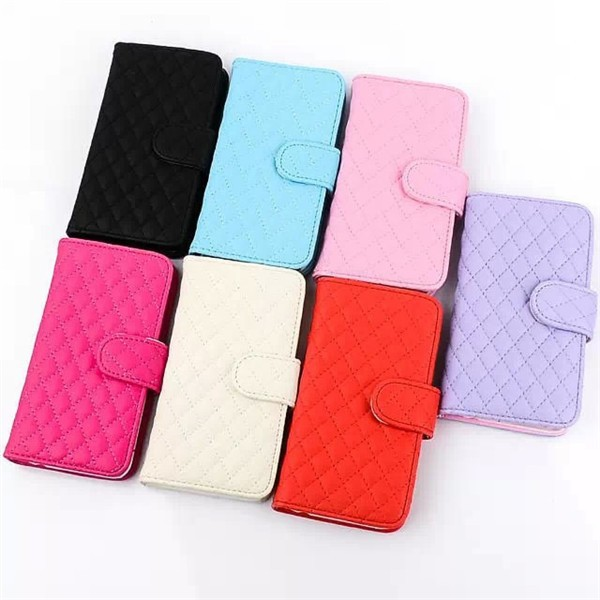 Soft leather case for iphone 6 plus, high quality mobile phone case for iPhone 6 plus