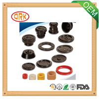 Colored good rebound resistance CR rubber cup seal for master cylinder