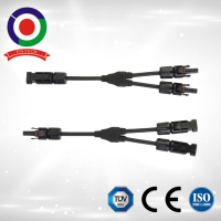 High Quality CE approved Y lead branch PV Bnc Solar Mc4 Connector