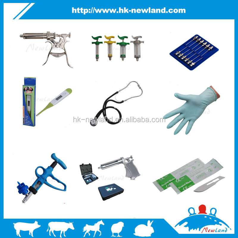 NL001 Ningbo Newland Hot sales high quality veterinary clinic instrument veterinary equipments products for pet cow sheep dog