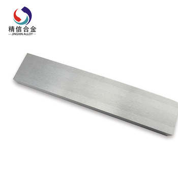 K10 K20 Silicon tungsten flat bar road bike carbide block plates carbide flat bar price