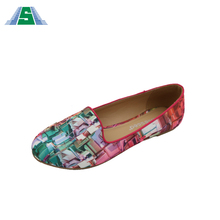 Wholesale Latest Comfortable Slip On Women cement Shoes For Ladies
